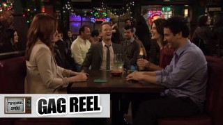How I Met Your Mother Season 8 Gag Reel/Bloopers