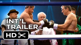 Grudge Match Official UK Trailer (2013) – Robert De Niro, Sylvester Stallone Movie