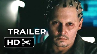Transcendence Official Trailer (2014) – Johnny Depp Sci-Fi Movie